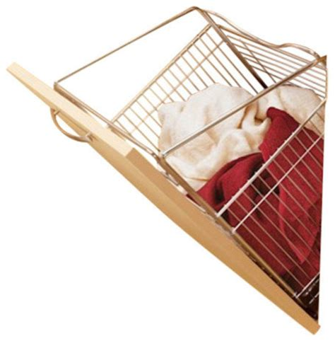 rev a shelf woven basket contemporary baskets by rev a shelf ctohb 161319 cr 52 closet tilt out her