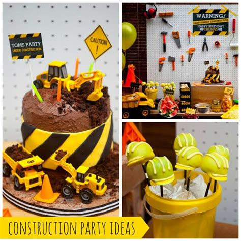 construction themed birthday supplies 10 best images about construction party on pinterest 3rd