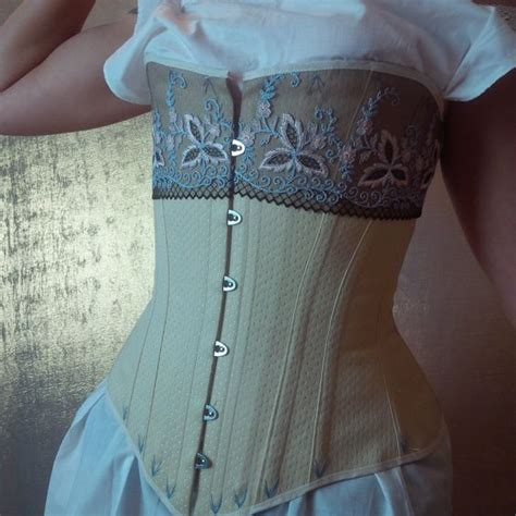 A Bit Of Victoriana by A Bit Of An Insight Into How Our Stock Corsets Are Made