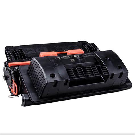Toner Hp 81x Black Cf281x Original hp 81x high capacity black toner cartridge cf281x