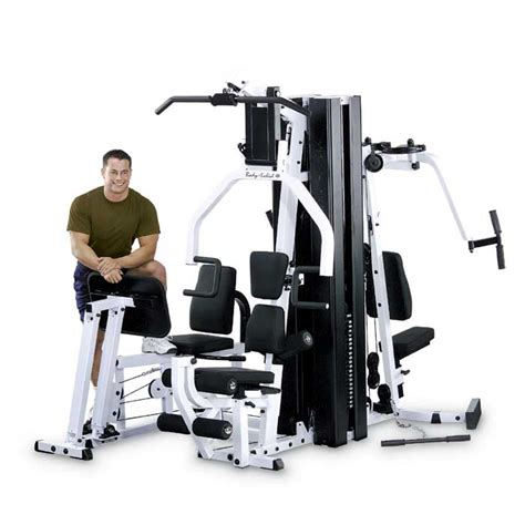 Body Solid Decline Bench Body Solid Exm3000lps Multi Station Gym