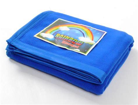 Arins Rainbow Biru Tua Mukena selimut rainbow biru bca uk 150 215 190 grosir selimut murah