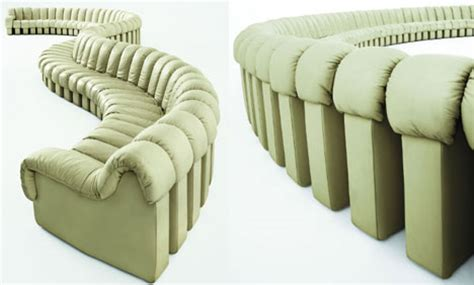 the endless couch a modular transforming sofa