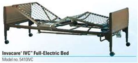hospital beds invacare electric homecare hospital bed 5410ivc bed9 1633