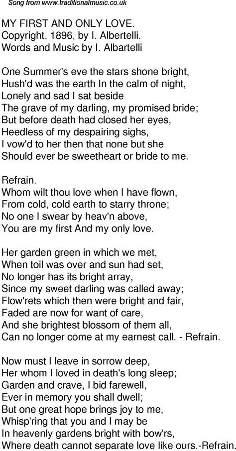 my lyrics original 29 come to my garden lyrics decor23
