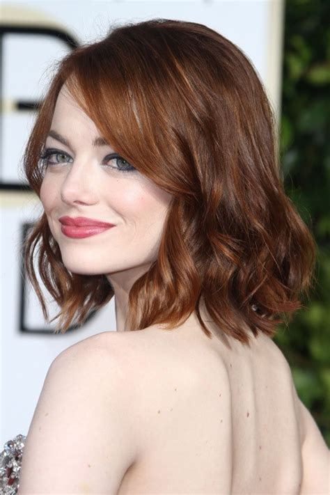 emma stone hair styles emma stone s hairstyles hair colors steal her style