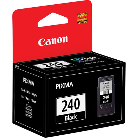 Toner Canon black ink cartridge canon pg 240 black ink cartridge