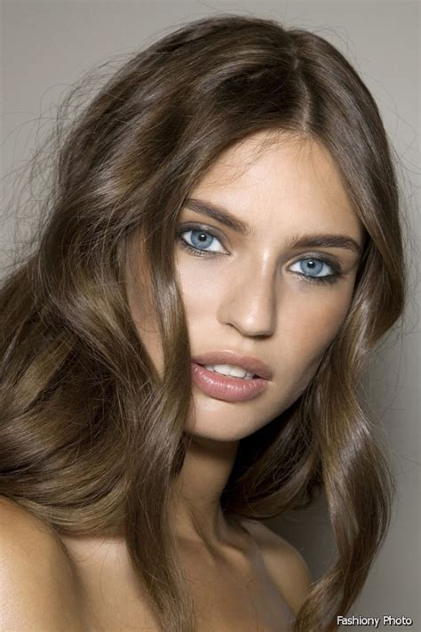 pale skin brown eyes hair color best hair color for brown eyes and pale skin in 2016