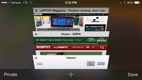 ios 7 safari browser apk how to use safari in ios 7 iphone and laptop magazine