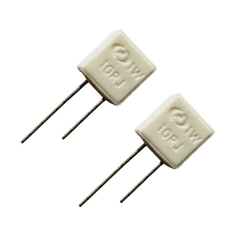 ceramic fusible resistor ceramic fusing resistor rf11 high voltage resistor china ceramic fusing resistor manufacturer