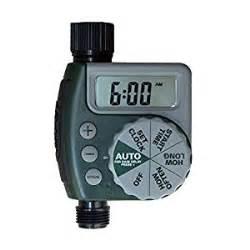 water faucet timer orbit one garden hose faucet water timer