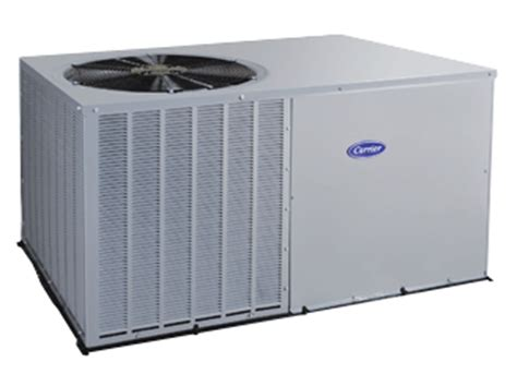 carrier packaged unit heat ta fl universal air