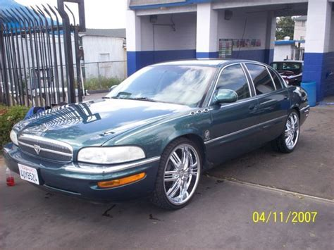slowloudbanginxx 1998 buick park avenue specs photos