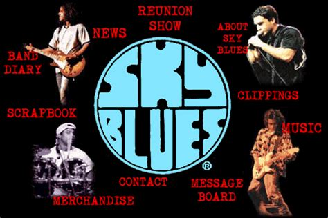Rok Blus sky blues rock n roll from new york