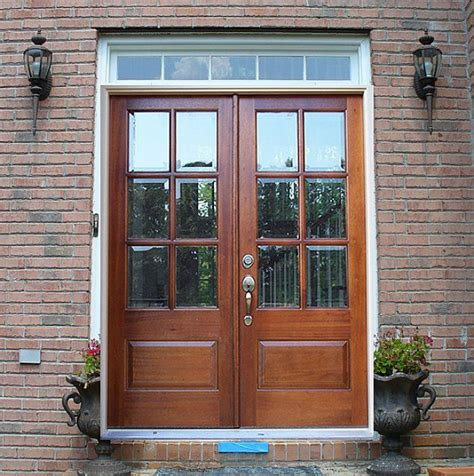 amusing double front doors for homes traditional exterior double front doors with glass of double entry doors