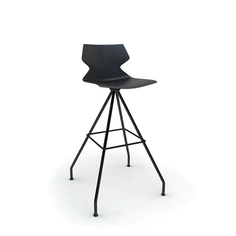 Fly Bar Stool by Fly Bar Stool Swivel Base Business Interiors