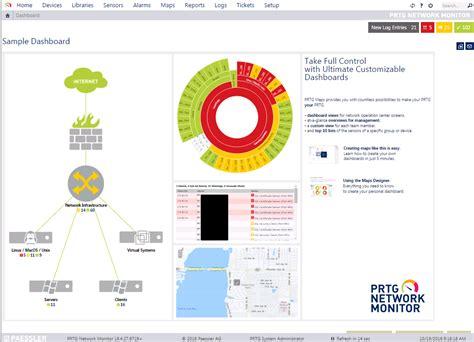 Looma Monitoring Prtg Map Templates