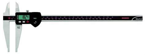 Digimatic Caliper Mahr 12 mahr federal marcal digital large range caliper 18 ewr