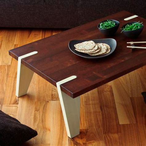 Handmade Tables - using your creativity for handmade wood furniture
