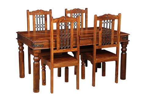Jali Dining Table And Chairs Jali Dining Set Trade Furniture Company