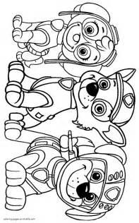 printable coloring pages paw patrol helpful photo selection of free paw patrol coloring pages