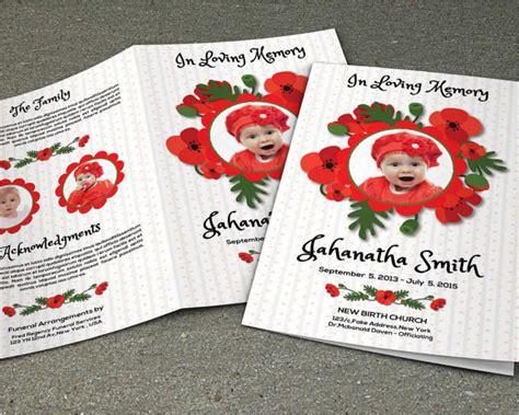 funeral brochure template 37 funeral brochure templates free word psd pdf exle