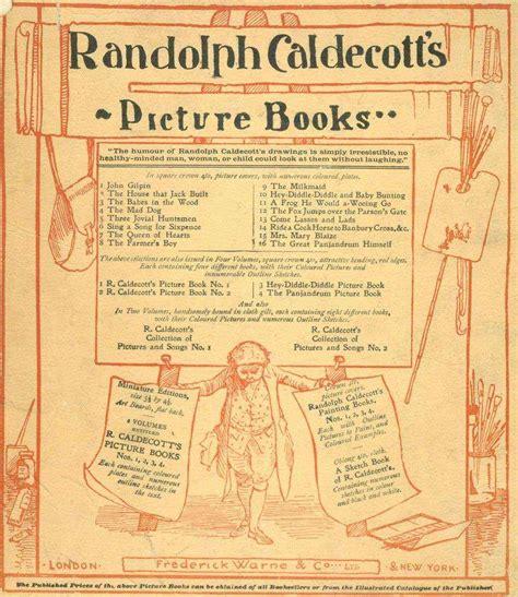 caldecott picture books randolph caldecott picture books