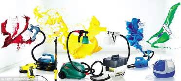 Best Home Interior Paint The Best Paint Sprayers And Pumps Daily Mail Online