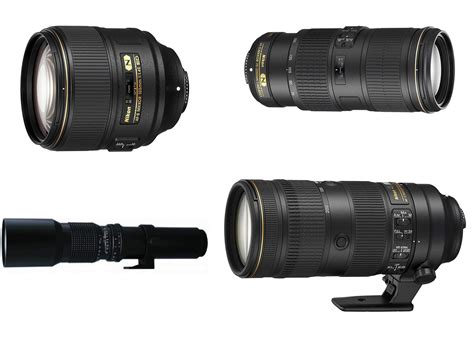 top 10 best nikon telephoto lenses heavy