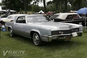 1967 Cadillac El Dorado Picture Of 1967 Cadillac Eldorado