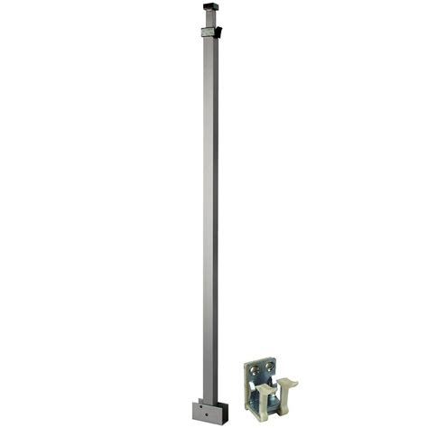 Patio Door Bars Defiant Aluminum Patio Door Security Bar 70622 The Home Depot