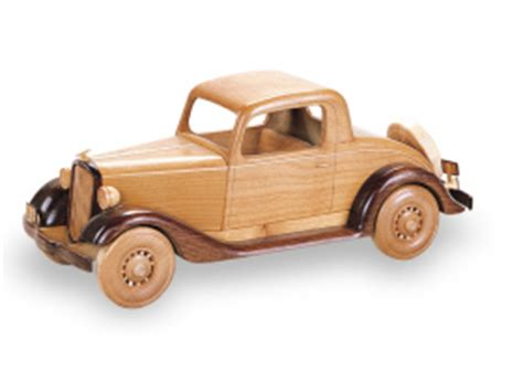 chevy coupe  woodworking plan