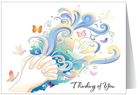 card template thinking of you thinking of you greeting card 3595 ministry greetings