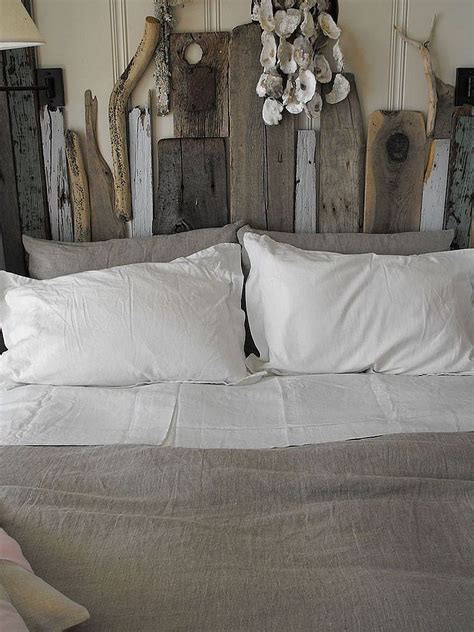 gray wood headboard 30 ingenious wooden headboard ideas for a trendy bedroom