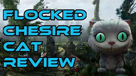 Funko Pop Disney In Cheshire Cat Flocked flocked chesire cat topic exclusive funko pop review