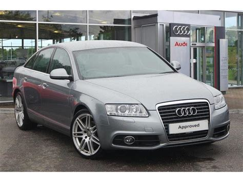 Audi A6 2 0 Tdi 170 Ps used 2010 audi a6 2 0 tdi 170 ps s line special edition