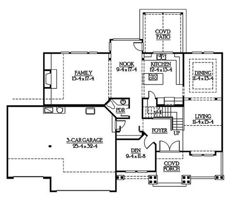 arts and crafts house plans arts crafts house plans