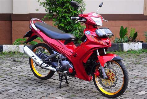Lu Led Motor Yamaha Mx jupiter mx 2006 kurang puas mesin standar gilamotor