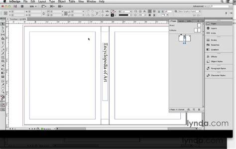 Indesign Secrets Video Laying Out A Book Cover Indesignsecrets Indesignsecrets Indesign Book Cover Template