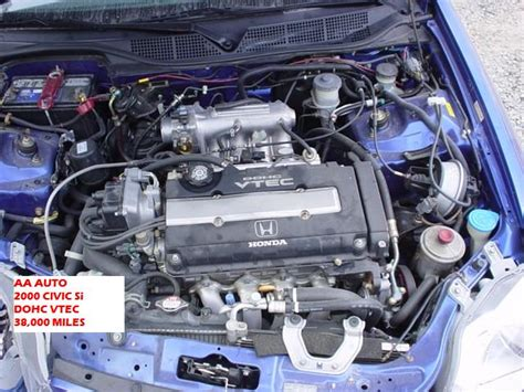 1999 2000 civic si dohc vtec complete changeover for sale