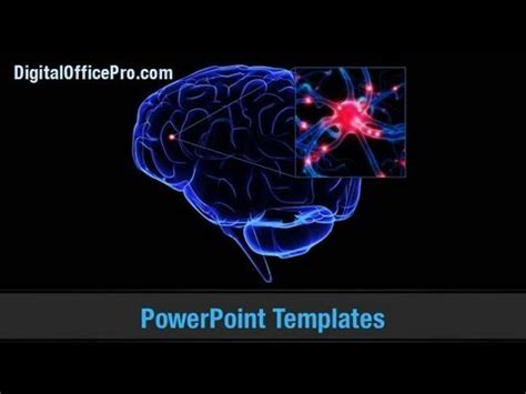 free brain powerpoint templates powerpoint templates free brain image collections