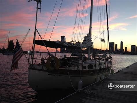 boatsetter owner reviews rent a 1983 37 ft tayana 37 in new york ny on boatsetter