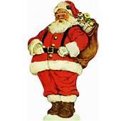 More Retro Santa Claus Art – The Long Goodbye