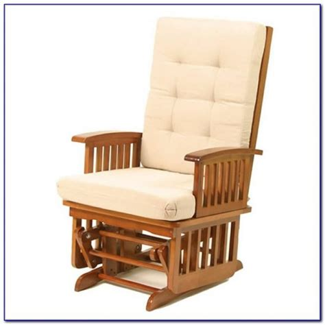 glider and ottoman canada glider rocking chairs with ottoman chairs home design