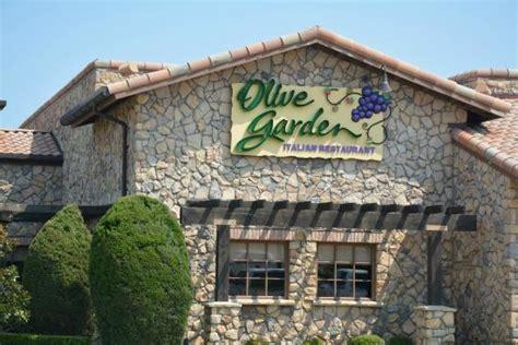 Olive Garden Us 19 by Olive Garden Part Of Nothwest Corner Picture Of Olive Garden Sherman Tripadvisor