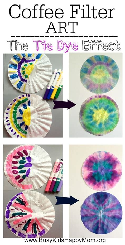 Coffee Filter Paper Crafts - 25 best ideas about coffee filter crafts on