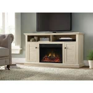 Electric Fireplace In Bleached Linen 248 85 80 Y The Home Depot » Ideas Home Design