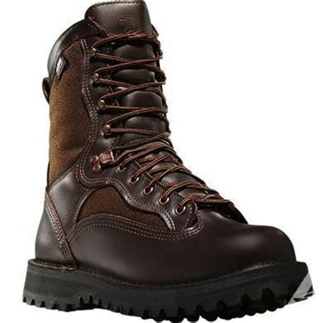 danner work boots leather size 8 womens or mens
