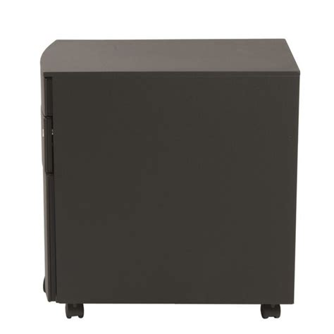 floyds office furniture eurostyle floyd ppf filing cabinet in black 27985blk