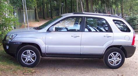 2006 Kia Sportage Specs 2006 Kia Sportage Ii Pictures Information And Specs